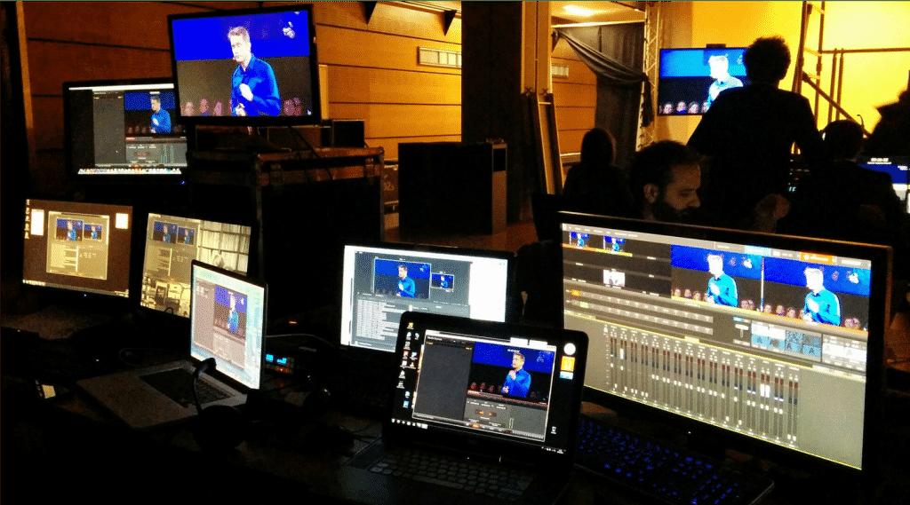 Diffusion en streaming encodage