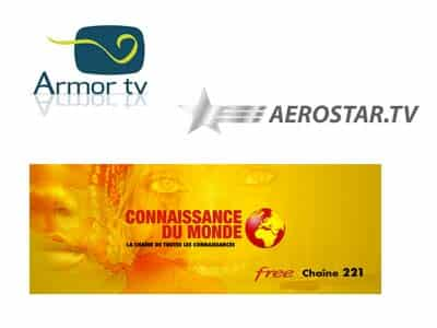 production de chaînes de TV