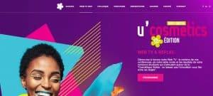 Webconférence U'Cosmetics